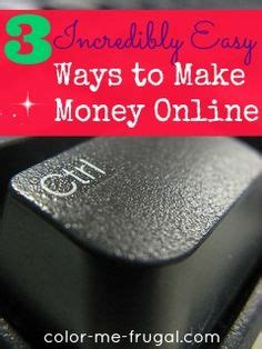 Ways To Make Money Online For Teens - 40 cool ways for teens to make money online everything pinterest money and earn