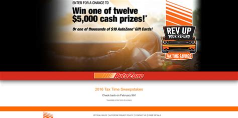 Cer Sweepstakes 2016 - 2016 car giveaway sweepstakes autos post