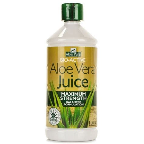 Aloe Vera Juice Detox Review by Aloe Pura Aloe Vera Juice Maximum Strength 1l Aloe Pura