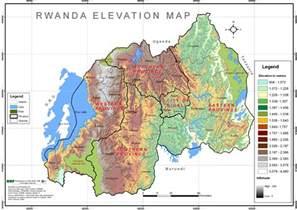 rwanda map mapping rwanda expat east africa