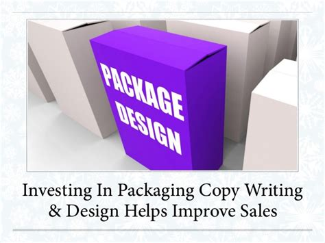 packaging design effect on sales investing in packaging copy writing design helps improve