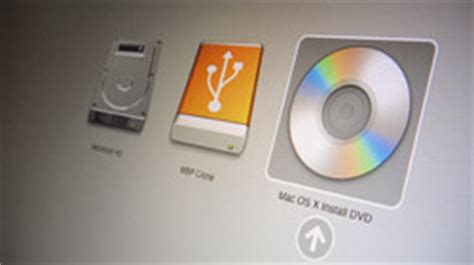 boot your mac from cd dvd external drive or usb flash