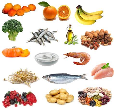 minerali alimenti 4 gli alimenti possono influenzare alcuni disturbi