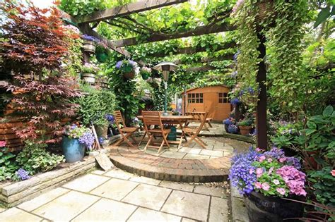 Garden Patio Design 12 Amazing Patio Gardens Design Ideas For Your Inspiration Porches Patios Pinterest