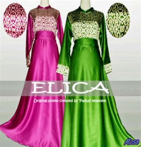 Gamis Satin pin by kungdigital on busana muslim gamis