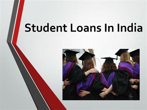 thesis on education loan in india ppt education loans shape up your life powerpoint