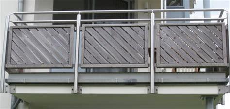 Balkongeländer Stahl Bausatz by Edelstahlgel 228 Nder Alles Aus Edelstahl