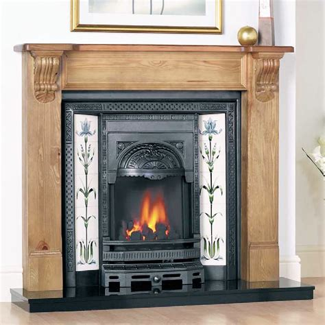 Style Gas Fireplace by Period Style High Efficient Gas Insert