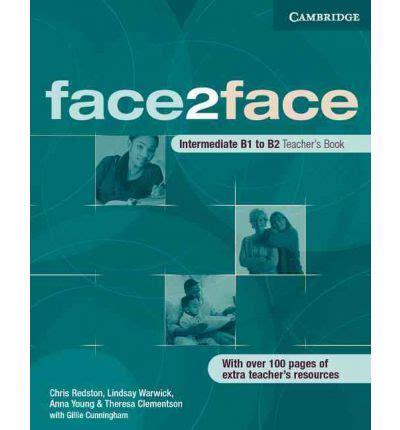 Face2face face2face intermediate s book chris redston