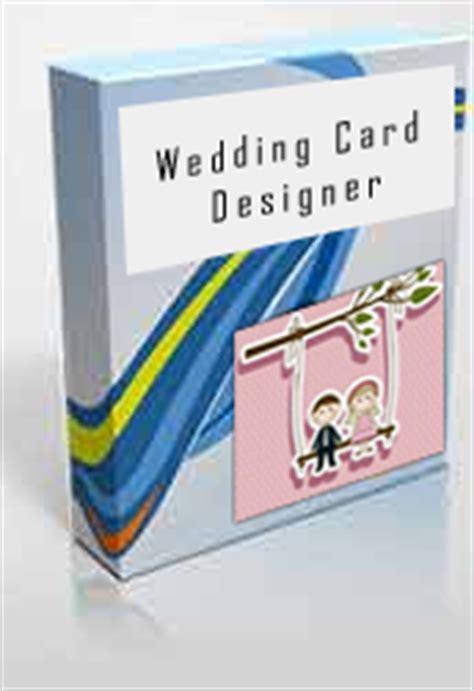 wedding card designer software invitation card maker program create marriage cards
