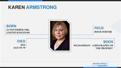 muhammad biography prophet karen armstrong pdf 10 non muslim author s who wrote a book on muhammad p c b h