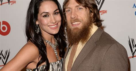 nikki bella first husband wwe star brie bella gives birth and welcomes first child