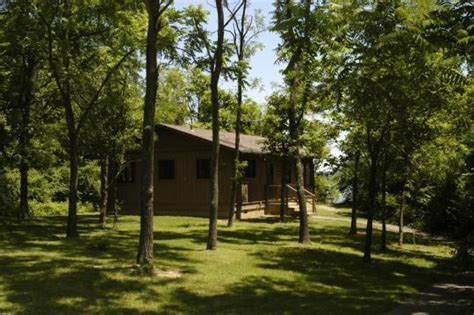 Ohio Cgrounds With Cabins by Deer Creek State Park Oh Facility Details