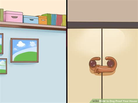 dog proofing house 3 ways to dog proof your house wikihow