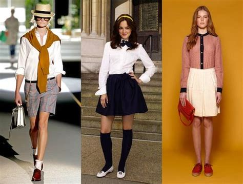 Get The Gossip Look Preppy by 17 Best Images About Kledingstijl Preppy City Chique On