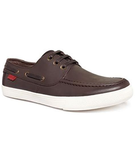 levis boat shoes mens levi s shoes wisher ultra boat shoes shoes men macy s