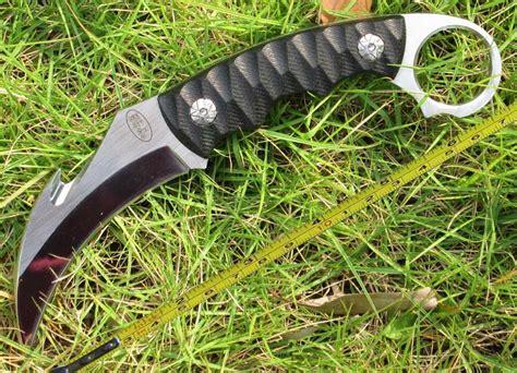 Claw Cutter Karambit Xs 45 2019 hongkong registered post mojiang cnc black g 10