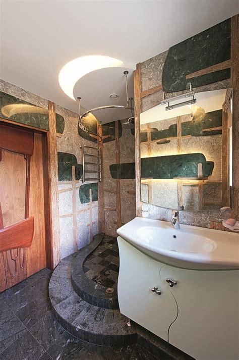 pretty curved shower rod  bathroom traditional