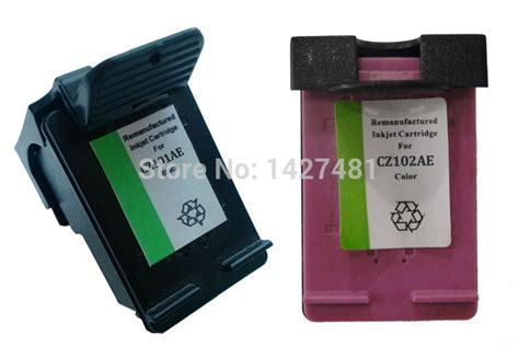 reset hp 1515 cartridge cz101ae cz102ae compatible hp 650 hp650 ink cartridge for