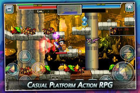 download game bima x mod apk offline gamevil launches illusia 2