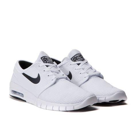 Nike Stefan Janoski by Nike Sb Stefan Janoski Max White Black 631303 100