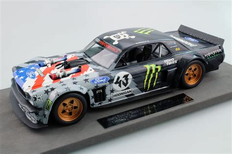 hoonigan mustang top marques collectibles ford mustang 1965 hoonigan v2