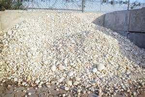 Landscape Rock Kissimmee Fl Rocks Orlando River Rocks White Marble Chips Lava
