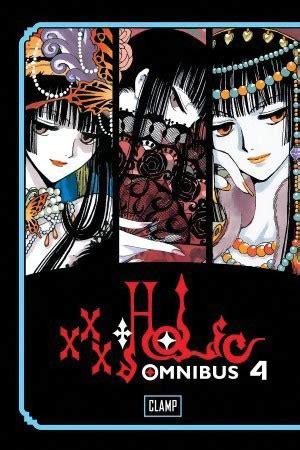 Xxxholic Omnibus 2 wall scroll legend of link ya 273