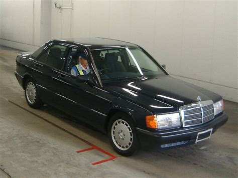 how petrol cars work 1991 mercedes benz e class security system 1991 mercedes benz 190 class 190e 2 6 japanese used cars auction online japanese second hand