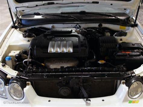 2 4 L Kia Optima Engine 2005 Kia Optima Lx 2 4 Liter Dohc 16 Valve 4 Cylinder