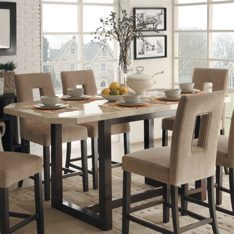 dining room set high tables high dining room table sets home design ideas home