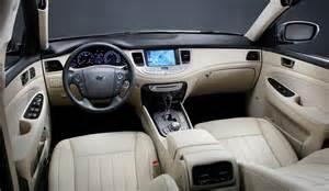 2012 Hyundai Genesis Interior 2012 Hyundai Genesis Prada Korean Spec Photo 7 10