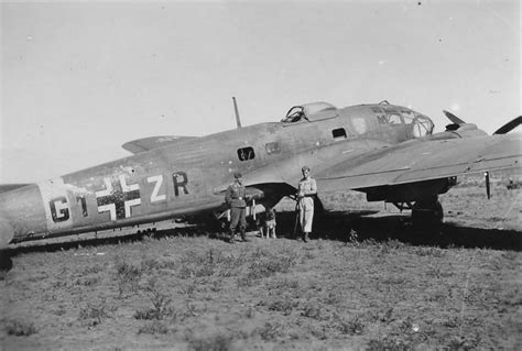 heinkel he111 190653747x he 111 coded g1 zr of the kg 55 world war photos