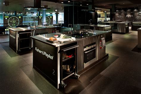 fisher paykel  gas cooktops  sydney seafood school