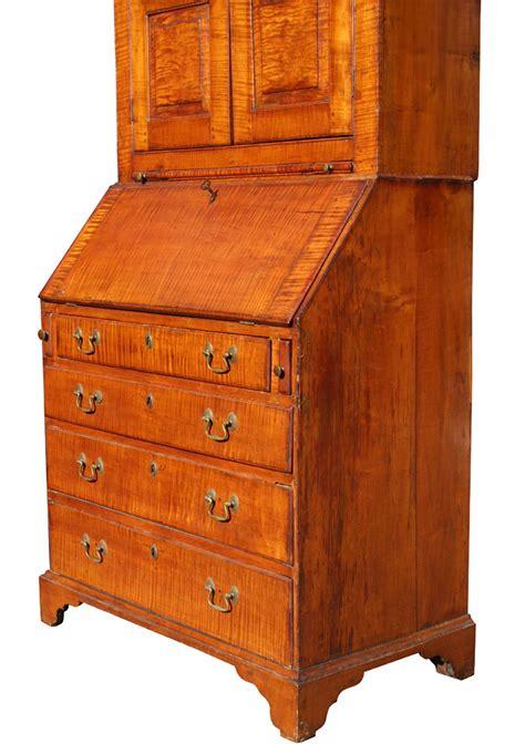 maple desk tiger maple desk for sale antiques classifieds
