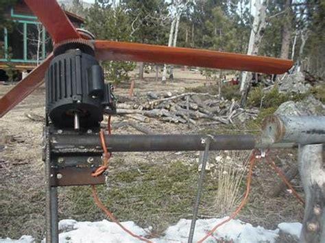 building induction generator dans access diy wind generator using car alternator