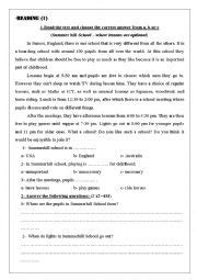 edgar allan poe biography worksheet answers reading passages