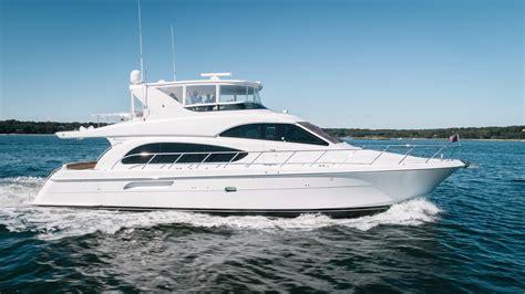 boat loans long island 2006 hatteras 64 motor yacht power boat for sale www
