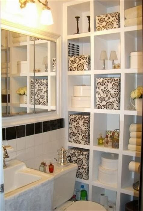 Ideas To Decorate Small Bathroom Modern Furniture 2014 Small Bathrooms Storage Solutions Ideas