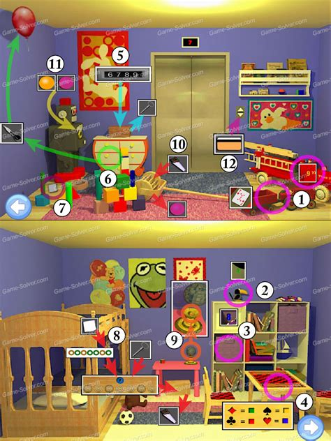 can you escape the room level 7 escape if you can level 7 solver
