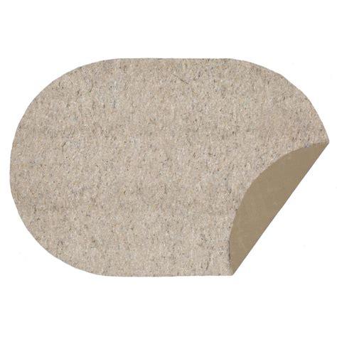10 runner rug gripper pads trafficmaster 8 ft x 10 ft premium rug gripper pad 380 1