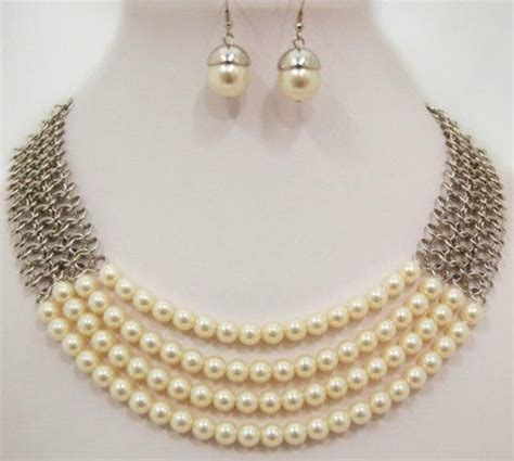 Styles That Stick Strand Of Pearls by Multi Strand Pearl Necklace Fall 2013 Fashion Trends