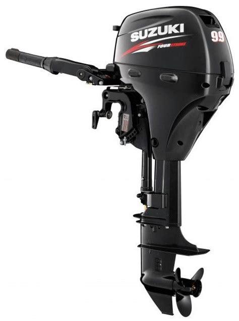 new suzuki df 9 9 al hp l four stroke outboard boat motor