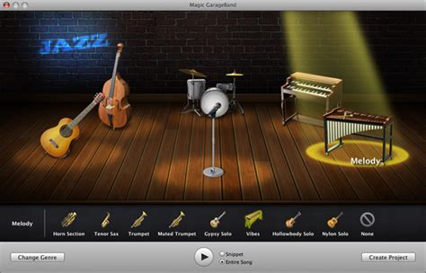 Garageband Banjo Look Look Garageband 4 Macworld