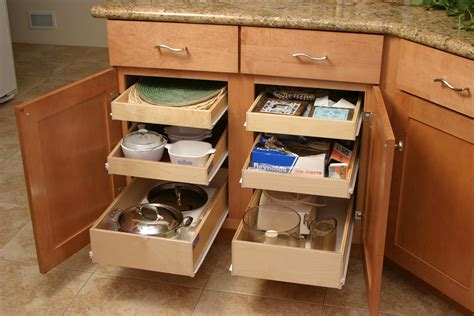 kitchen cabinet rolling shelves roll out shelves for existing cabinets imanisr com