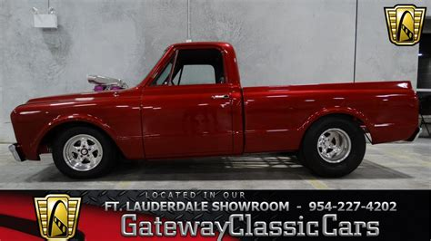Car Lawyer In Fort Lauderdale 2 by 1971 Chevrolet C10 Gateway Classic Cars Of Fort