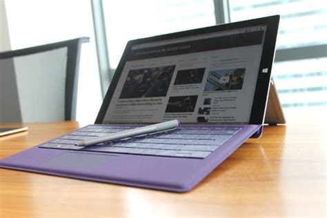 Microsoft Surface Pro 3 Bhinneka surface pro 3 review a beautiful solution for a problem that doesn t exist