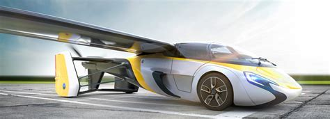 auto volante aeromobil to unveil new flying car model available for
