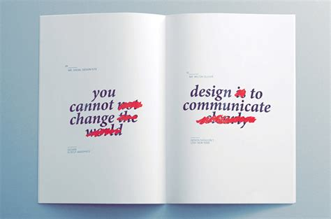Design Inspiration Essay   i was born with type in my d ck the book design blog