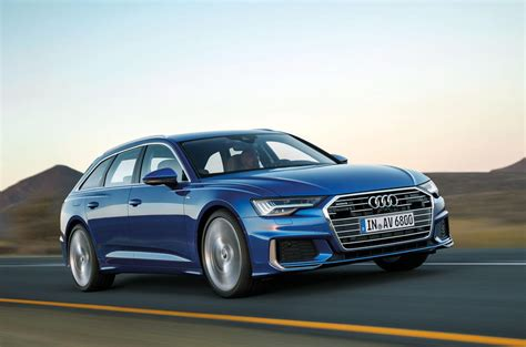 Radstand Audi A6 by 2018 Audi A6 Avant Revealed Autocar